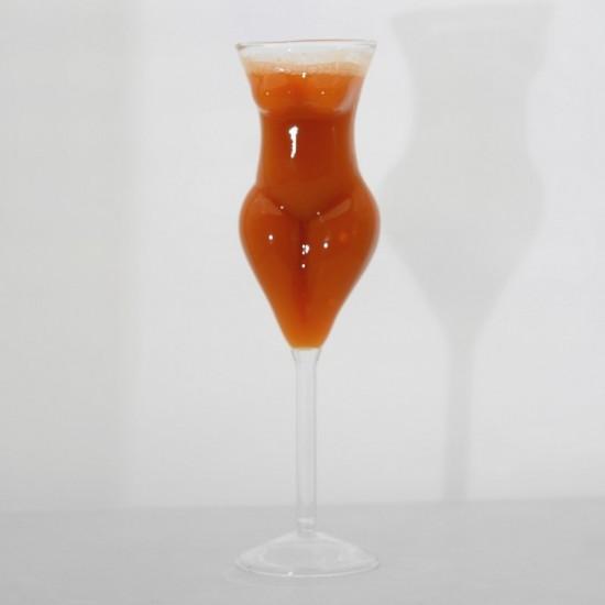 200ml Creative Naked Female Body Wine Glass Goblet