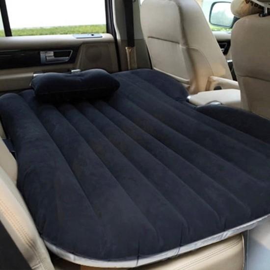 Car Air Inflatable Travel Mattress Bed Mat Cushion