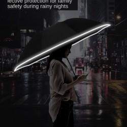 LED Light Portable Folding Umbrella