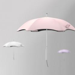 Anti UV Sun Umbrella Creative Simple Clear Umbrella