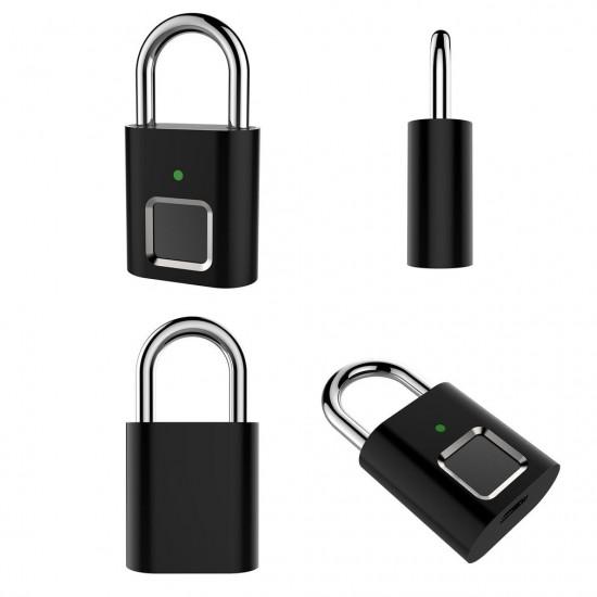 Smart Keyless Security Door Lock