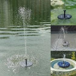 Mini Solar Garden Pool Fountain